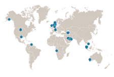 Interwell locations